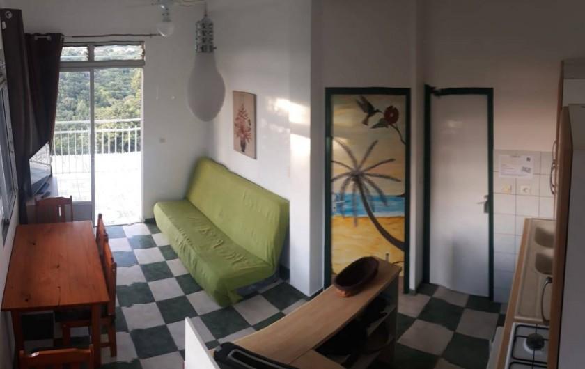 Location de vacances - Gîte à Sainte-Luce - Salle TROPICAL