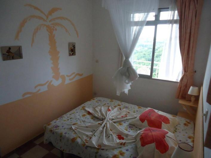 Location de vacances - Gîte à Sainte-Luce - Chambre HIBISCUS