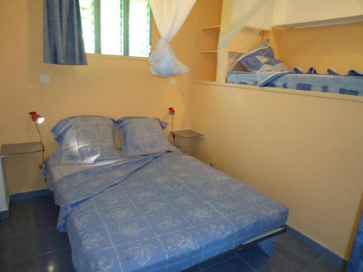 Location de vacances - Gîte à Sainte-Luce - Chambre LA MER