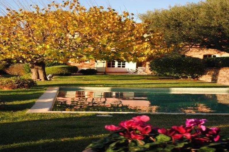 Location de vacances - Maison - Villa à La Cadière-d'Azur