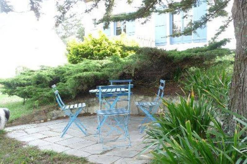 Location de vacances - Villa à Barneville-Carteret - A l'arrière de la maison