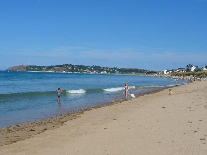 Location de vacances - Villa à Barneville-Carteret - La plage de Barneville