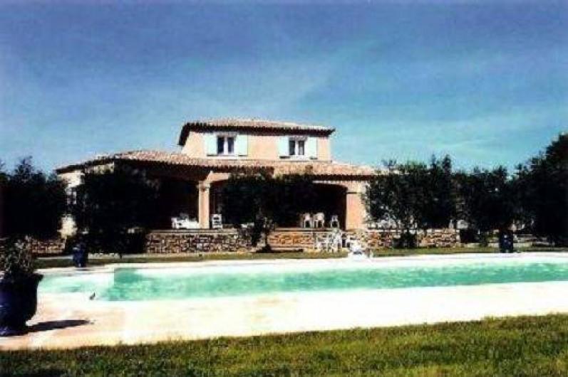 Location de vacances - Villa à Salon-de-Provence
