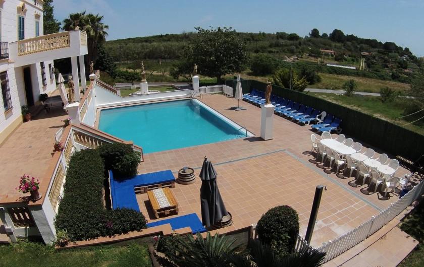 Location de vacances - Villa à Arenys de Munt