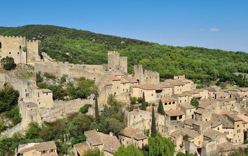 Location de vacances - Appartement à Saint-Montan - Château-Saint Montan