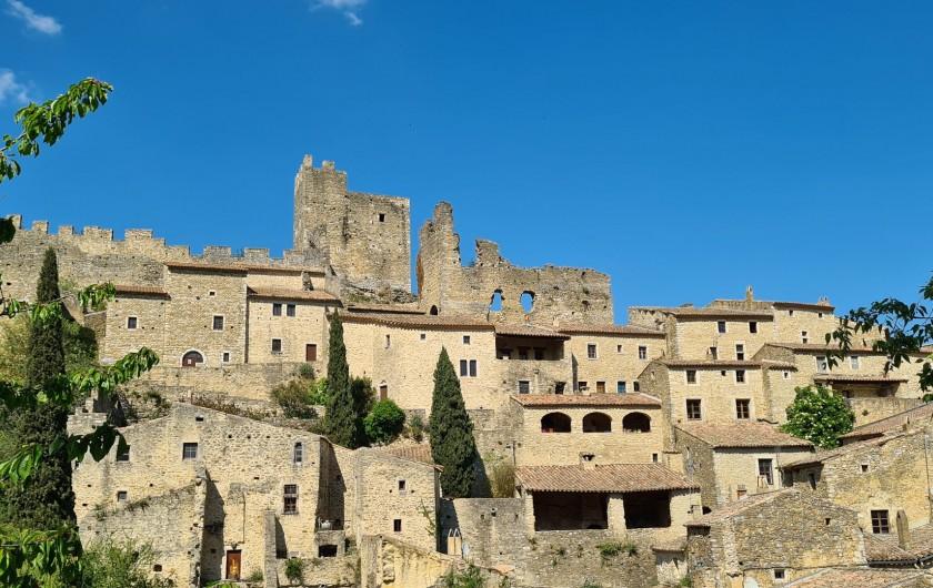 Location de vacances - Appartement à Saint-Montan - Bourg castral-Saint Montan