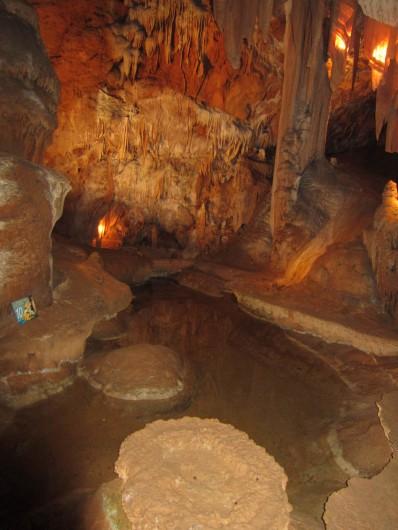 Location de vacances - Appartement à Saint-Montan - Grotte de la Madeleine
