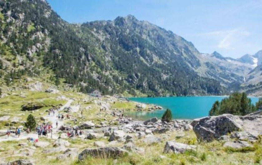 Location de vacances - Gîte à Esquièze-Sère - LAC DE GAUBE  A CAUTERTS