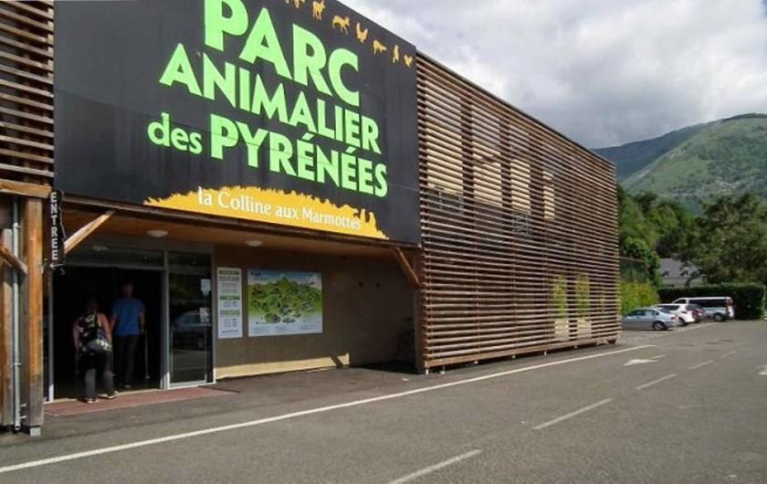 Location de vacances - Gîte à Esquièze-Sère - parc animalier  à                 Argelès - Gazost