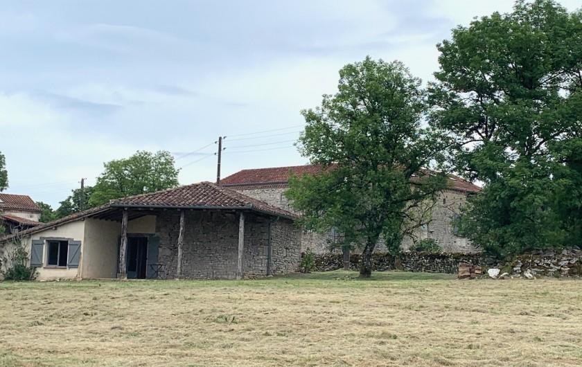 Location de vacances - Gîte à Saint-Antonin-Noble-Val