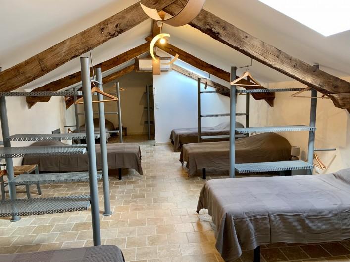Location de vacances - Gîte à Saint-Antonin-Noble-Val - Batisse de 1 701