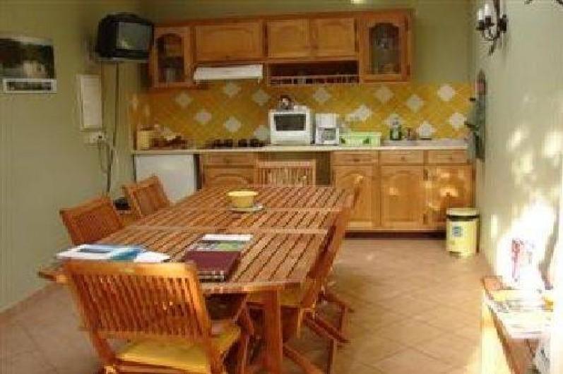 Location de vacances - Chambre d'hôtes à Croixrault