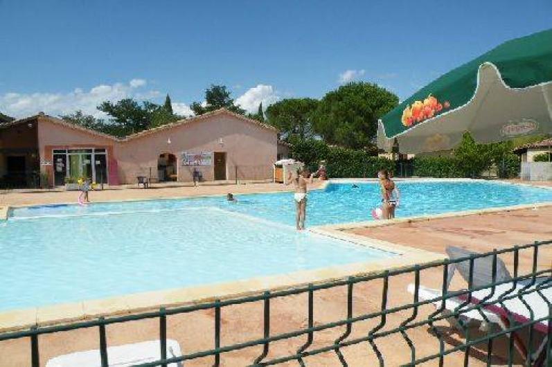 Location de vacances - Gîte à Vallon-Pont-d'Arc