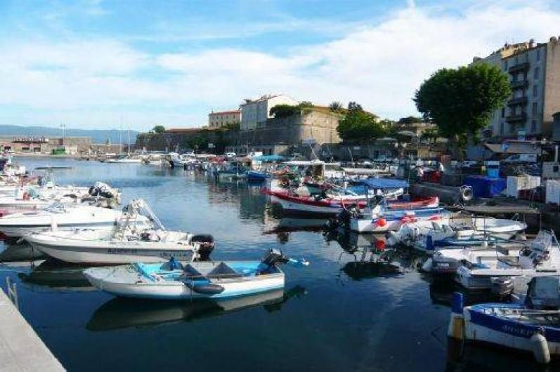 Location de vacances - Studio à Ajaccio