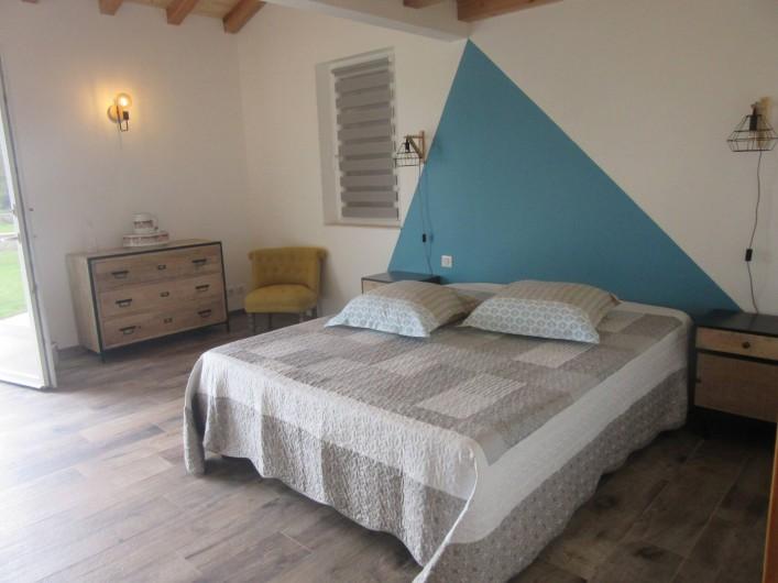 Location de vacances - Maison - Villa à Fourcès - GRANDE CHAMBRE