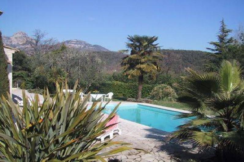 Location de vacances - Villa à Vence