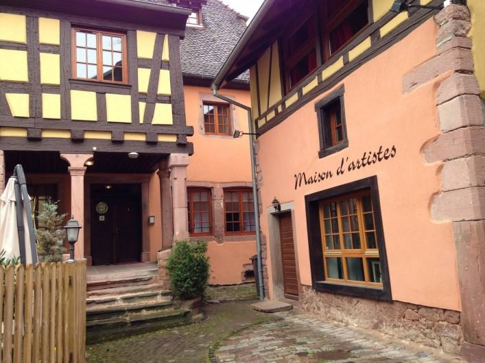 Location de vacances - Gîte à Riquewihr