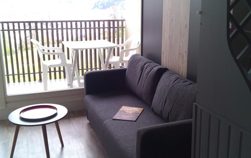 Location de vacances - Studio à Gérardmer - la résidence