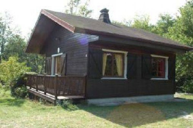 Location de vacances - Chalet à Bonlieu