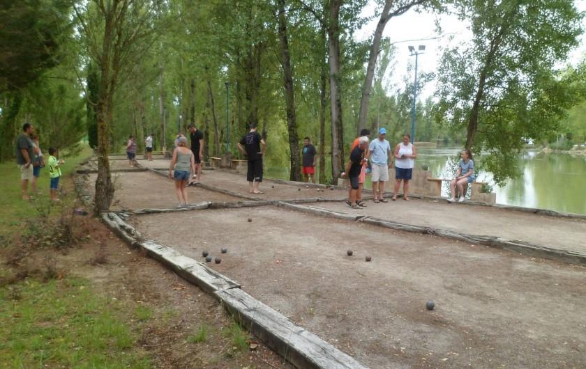 Location de vacances - Camping à Damiatte - le sport incontournable du campeur