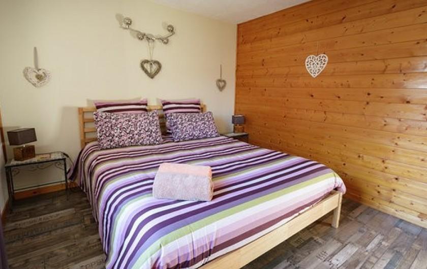 Location de vacances - Chambre d'hôtes à Gerbépal - Chambre: La Calèche ou Familiale