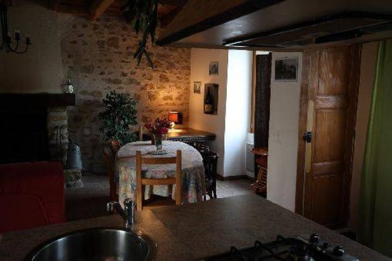 Location de vacances - Gîte à Le Menoux