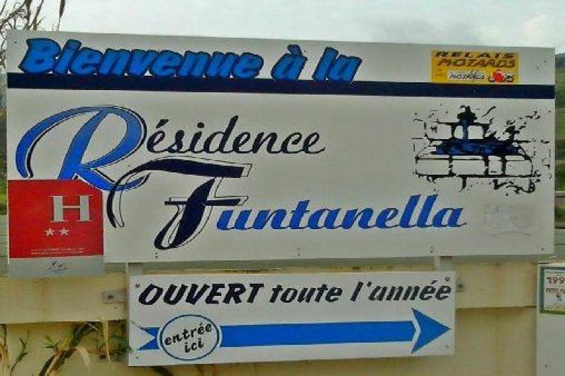 Location de vacances - Hôtel - Auberge à Sagone