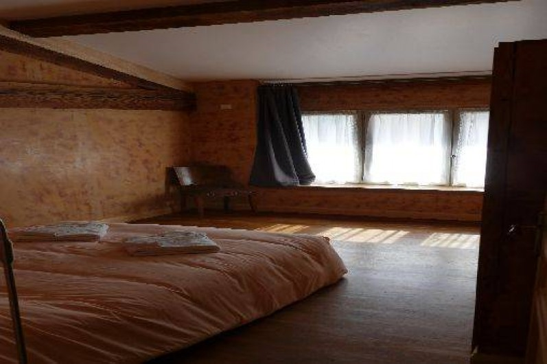 Location de vacances - Gîte à Saint-Vincent-de-Mercuze - Chambre 3