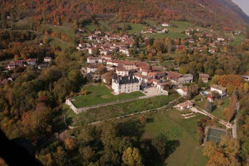 Location de vacances - Gîte à Saint-Vincent-de-Mercuze