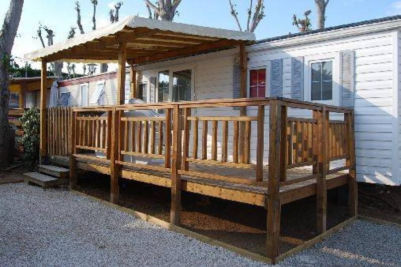 Location de vacances - Camping à Valras-Plage