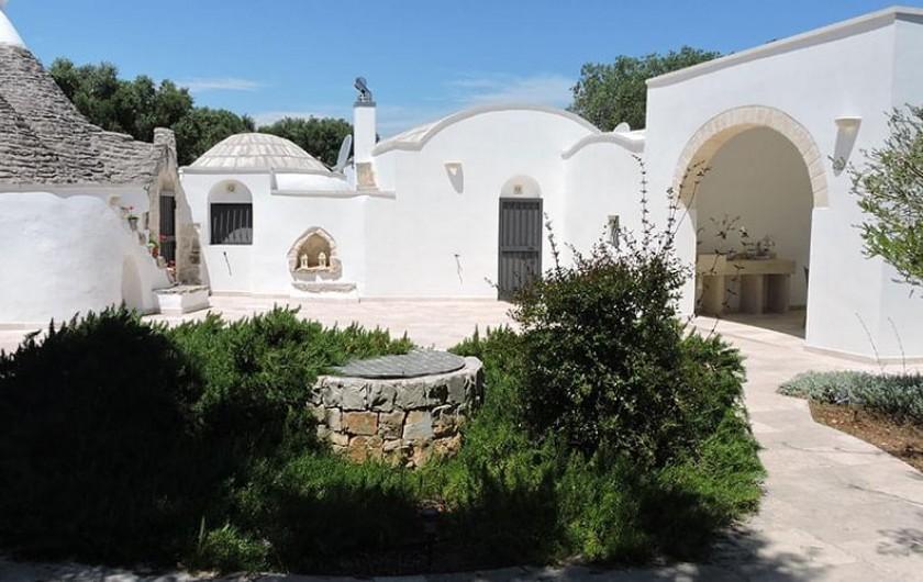 Location de vacances - Villa à Ostuni - Le Dressing.