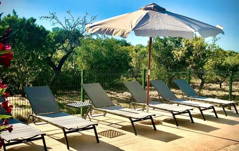 Location de vacances - Villa à Ostuni - Lits superposés pour deux enfants