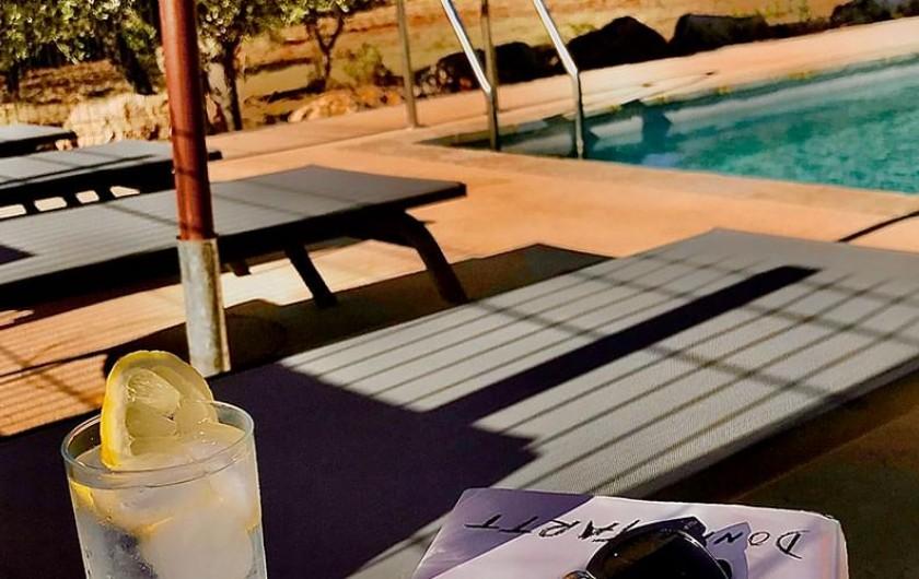 Location de vacances - Villa à Ostuni - Jardin splendide!