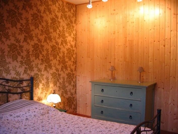 Location de vacances - Appartement à Argelès-Gazost - chambre à coucher