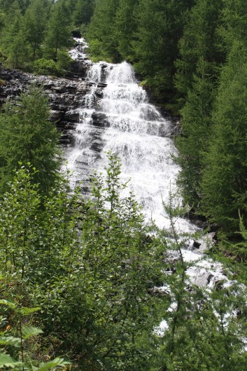 Location de vacances - Appartement à Puy-Saint-Vincent - Les chutes de Narreyroux