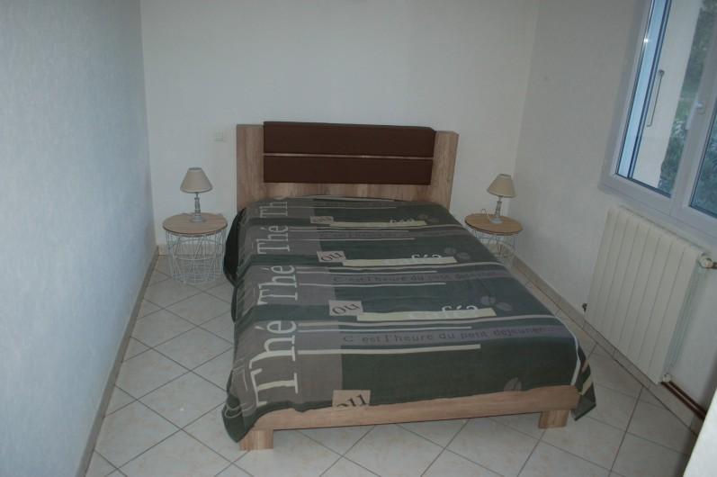Location de vacances - Villa à Les Granges-Gontardes - Chambre 1