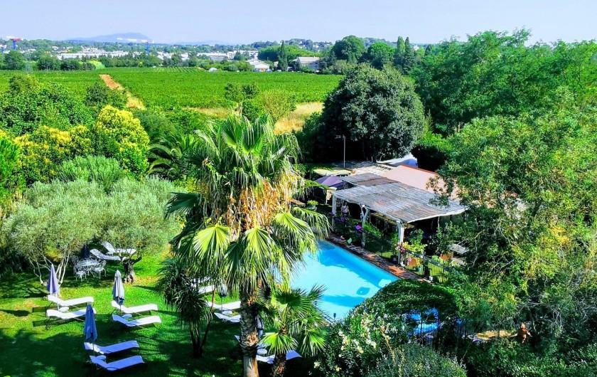 Location de vacances - Gîte à Castelnau-le-Lez