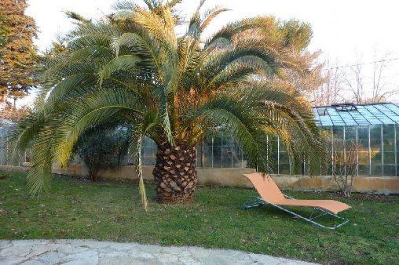 Location de vacances - Roulotte à Grasse