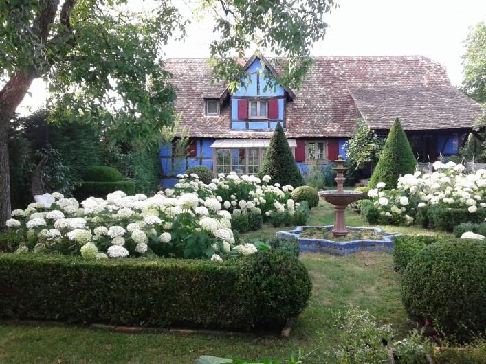 Location de vacances - Chambre d'hôtes à Gundershoffen