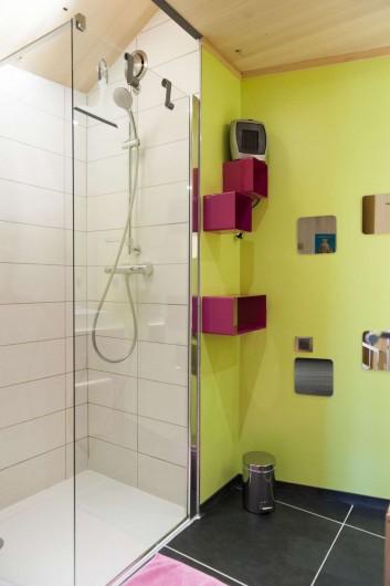 Location de vacances - Chalet à La Pesse - Salle de bains2