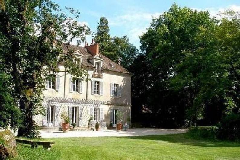 Location de vacances - Château - Manoir à Meursault