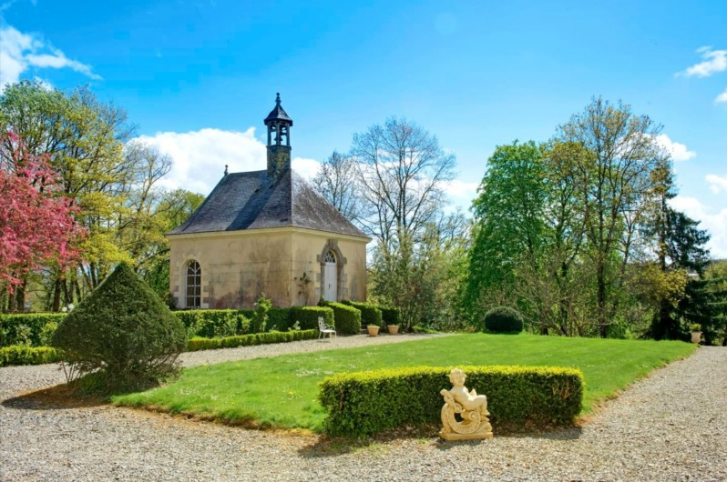 Location de vacances - Château - Manoir à Poligné - Chapelle inscrite ISMH