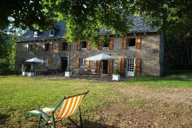 Location de vacances - Gîte à Saint-Jacques-des-Blats
