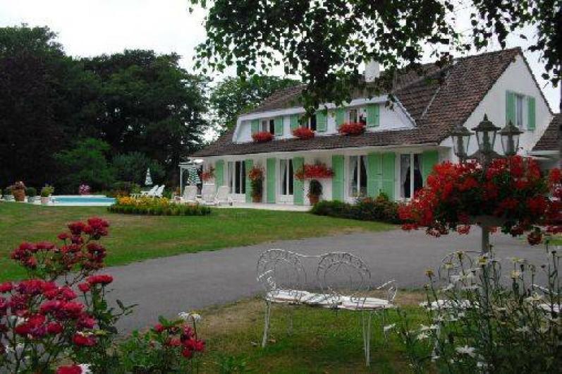 Location de vacances - Chambre d'hôtes à Wimille