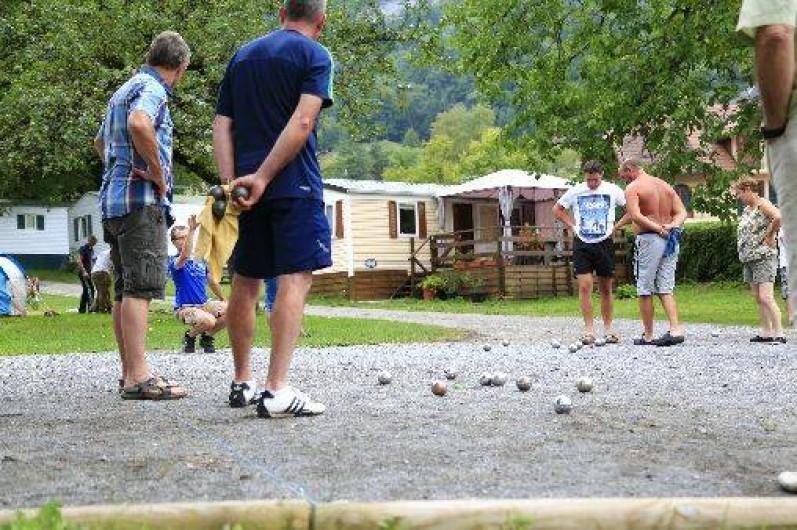 Location de vacances - Camping à Lathuile