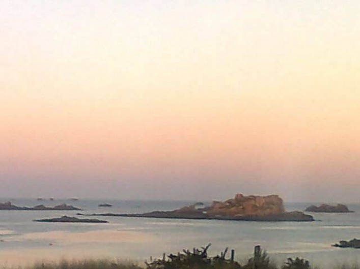 Location de vacances - Villa à Sibiril - La mer au petit matin