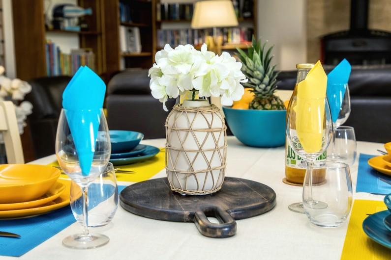 Location de vacances - Villa à Sibiril - 1 Autre Chambre