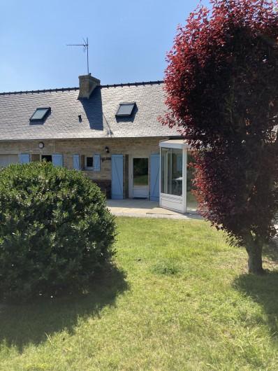 Location de vacances - Villa à Sibiril - 2 plages à 300m