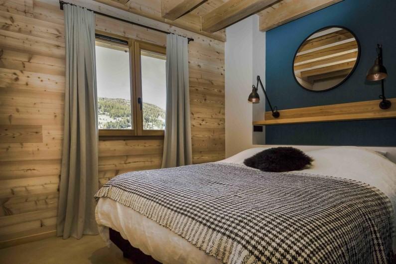 Location de vacances - Chalet à Vars - Chambre 3