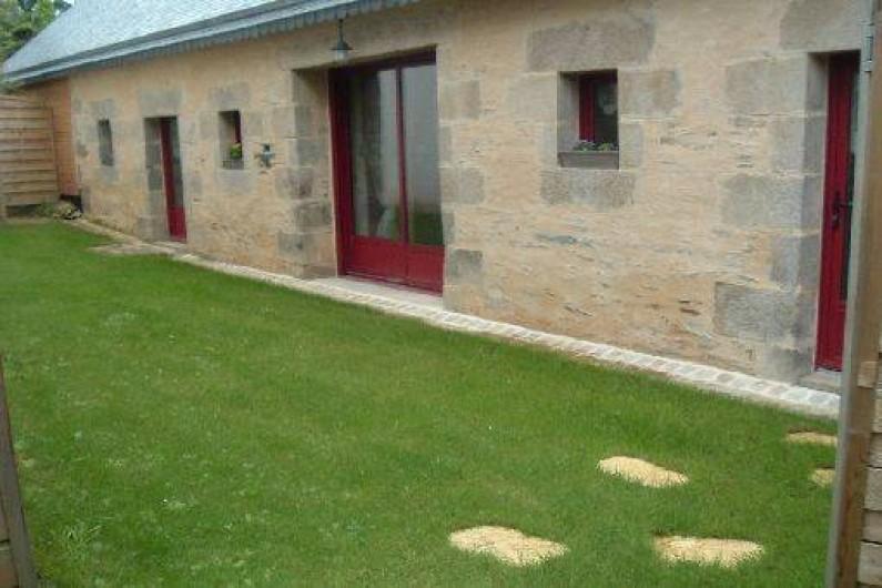 Location de vacances - Gîte à Plougonven